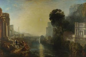 Dido Building Carthage (The Rise of the Carthaginian Empire), 1815 by J. M. W. Turner