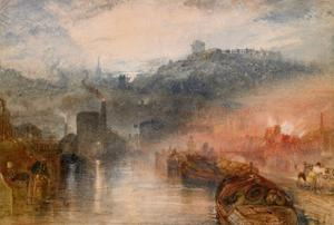 Dudley, Worcestershire, 1830-33 by J. M. W. Turner