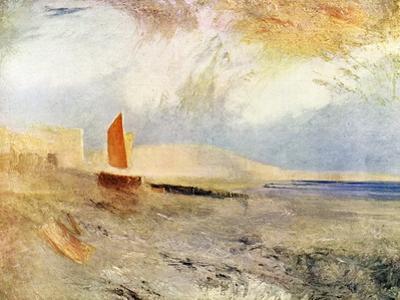 Hastings, 19th Century by J. M. W. Turner