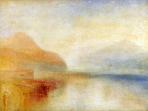 Inverary Pier, Loch Fyne, Morning, c.1840-50 by J. M. W. Turner