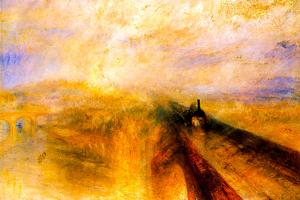 Joseph Mallord Turner Rain Steam and Speed the Great Western Railway by J. M. W. Turner
