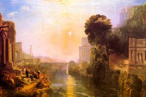 Joseph Mallord Turner Rise and Fall of Carthage by J. M. W. Turner