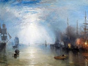 Keelmen Heaving in Coals by J. M. W. Turner