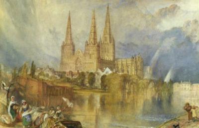 Lichfield, Staffordshire, c.1830-35