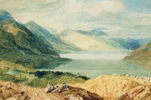 Loch Lomond by J^ M^ W^ Turner