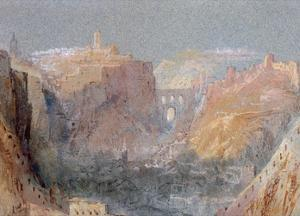 Luxembourg by J. M. W. Turner
