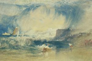 Lyme Regis, Dorset, England, C.1834 by J. M. W. Turner