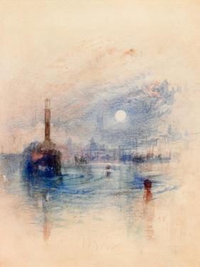 Margate, C.1840 by J. M. W. Turner