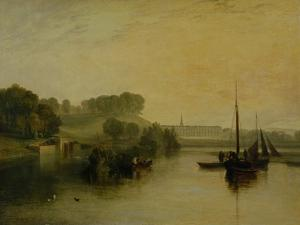 Petworth, Sussex, the Seat of the Earl of Egremont: Dewy Morning, 1810 by J. M. W. Turner