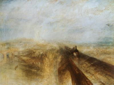 Rain, Steam and Speed by J. M. W. Turner