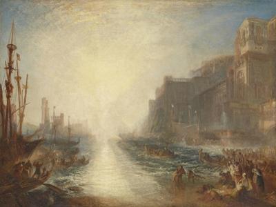 Regulus by J. M. W. Turner