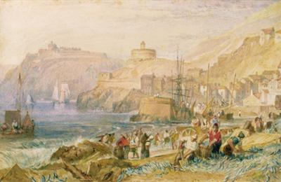 St. Mawes, Cornwall, C.1823 (W/C on Paper)