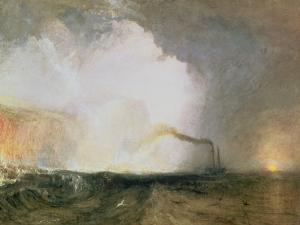 Staffa, Fingal's Cave, 1832 by J. M. W. Turner