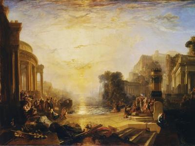 The Decline of the Carthaginian Empire... by J. M. W. Turner