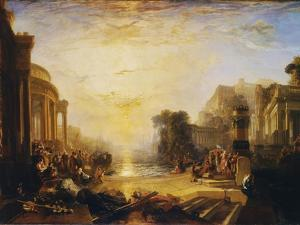 The Decline of the Carthaginian Empire... by J^ M^ W^ Turner