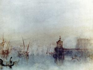 Turner: Venice, 1840 by J. M. W. Turner
