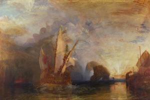 Ulysses Deriding Polyphemus, 1829 by J. M. W. Turner