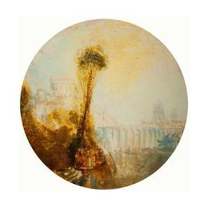 Venetian Scene, 20th Century by J. M. W. Turner