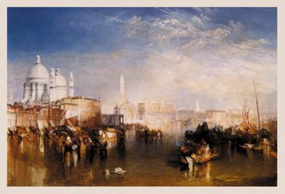 Venice, 1840 by J. M. W. Turner