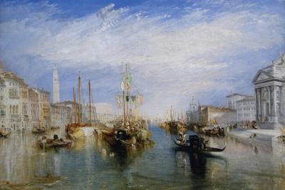 Venice, from the Porch of Madonna Della Salute, Ca. 1835