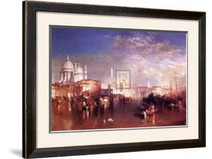Venice by J. M. W. Turner