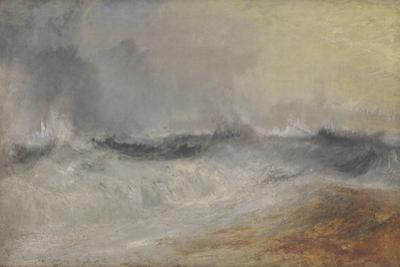 Waves Breaking Against the Wind