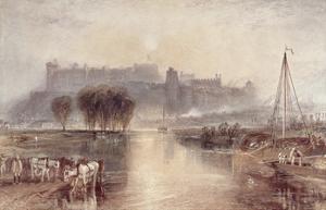 Windsor Castle by J. M. W. Turner