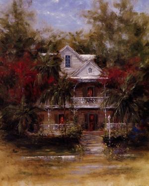 Keywest Cottage II by J. Martin