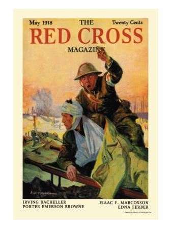 The Red Cross Magazine, May 1918