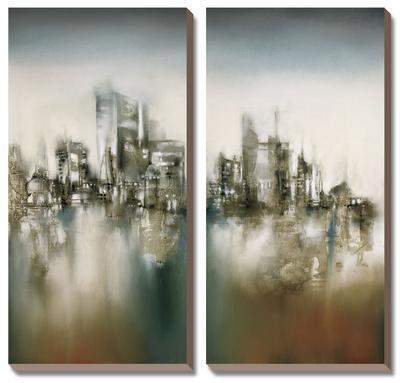 Urban Haze by J.P. Prior
