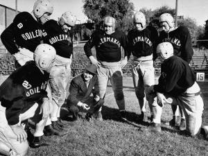 Football Team for the Boilermakers' Union by J. R. Eyerman
