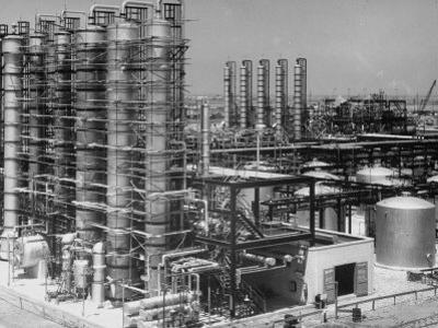 Modern Union Carbide Buildings by J. R. Eyerman