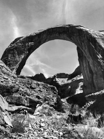 Rainbow Bridge National Monument by J. R. Eyerman