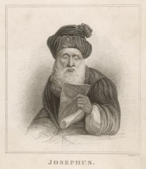 Flavius Josephus Originally Joseph Ben Matthias Jewish Historian by J. Rogers