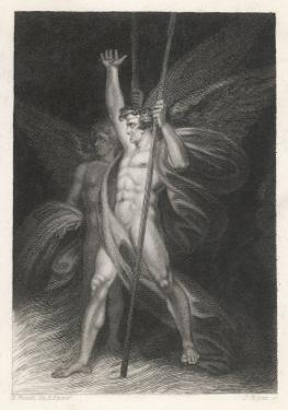 Two Eminent Devils, Satan and Beelzebub as They are Described by Milton in Paradise Lost by J. Rogers