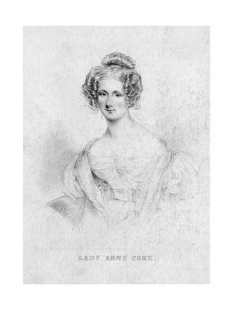 Anna Countess Leicester