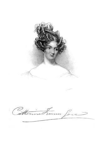 Catherine Gore, Writer