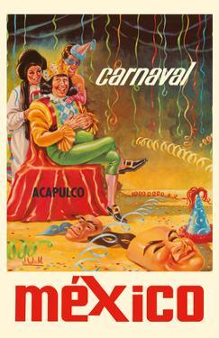 Acapulco, Mexico - Carnaval by J. Solis M.