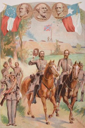 Confederate Uniforms During the American Civil War (1861-65)