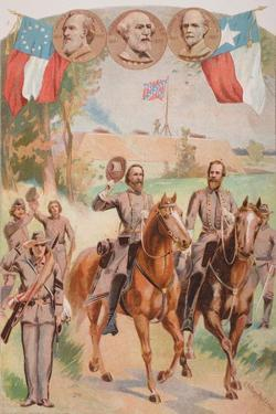 Confederate Uniforms During the American Civil War (1861-65) by J. Steeple Davis
