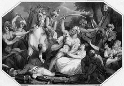 Massacre, Candi, 1803