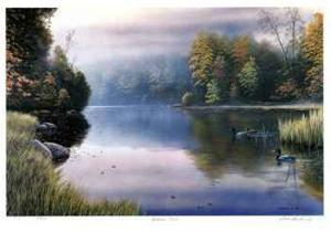 Autumn Mist by J. Vanderbrink