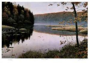 Autumn Shores by J. Vanderbrink
