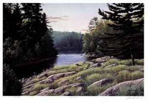 Gull River by J. Vanderbrink