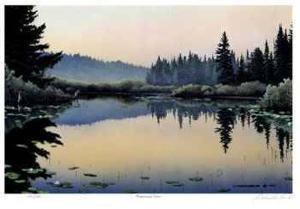 Madawaska River by J. Vanderbrink