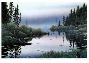 Midsummer's Morning by J. Vanderbrink
