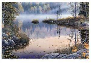 Shades of Autumn by J. Vanderbrink