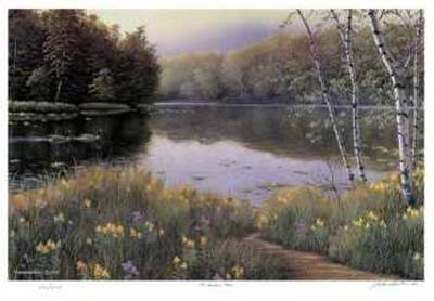 The Garden Path by J. Vanderbrink