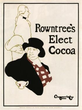 Rowntree's Cocoa by J & W Beggarstaff