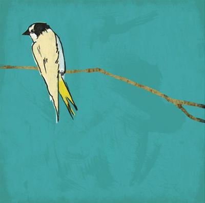 Birds On Branch by Jace Grey